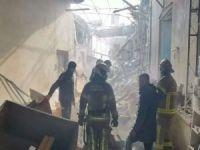Bursa'da fabrikada patlama: Bir ölü 4'ü ağır 6 yaralı