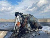 Şırnaklı tır şoförü Irak'ta geçirdiği kazada vefat etti