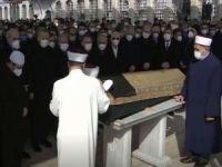 Muhammed Emin Saraç Hoca son yolculuğuna uğurlandı