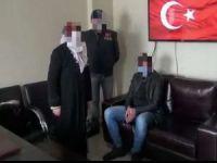 Van'da bir PKK'lı ikna sonucu teslim oldu
