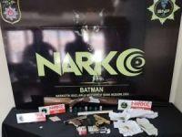 Batman'da yapılan uyuşturucu operasyonunda 6 kişi tutuklandı
