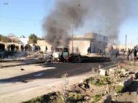 Tel Abyad'da patlama: 2 ölü, 7 yaralı