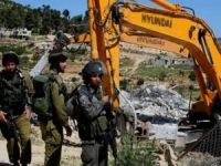 Siyonist işgalciler Mescid-i Aksa görevlisinin evini yıktı