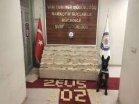 Van'da yapılan uyuşturucu operasyonunda 22 kilogram eroin ele geçirildi