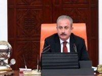 AB Adalet Divanı'nın başörtüsü kararına TBMM Başkanı Mustafa Şentop'tan tepki