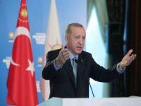 Erdoğan: Ülke enerjisini tüketen sorunlar kalktıkça hedeflerimize daha hızlı yol alacağız