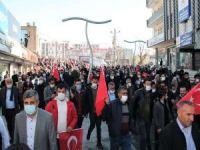 Gara katliamı Şırnak'ta protesto edildi
