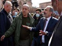 Ermenistan Ordusu tarafından istifası istenen Paşinyan askerlere seslendi