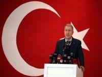 Bakan Akar: Demokrasi havarileri artık ikiyüzlülüğü bırakmalı
