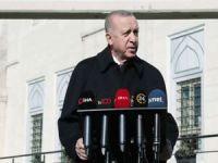 Cumhurbaşkanı Erdoğan'dan Ermenistan'daki darbe girişimine ilişkin açıklama