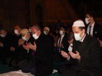 Merhum Erbakan Hoca Ayasofya'da dualarla anıldı