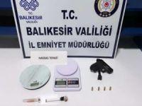 Balıkesir'de narkotik operasyonunda 17 kişi yakalandı