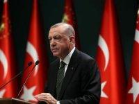 Cumhurbaşkanı Erdoğan: Türkiye hedeflerine doğru kararlılıkla yürümeyi sürdürüyor