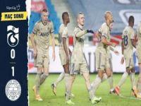 Fener Trabzon'u yendi: 0-1