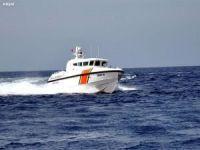Mersin'de bir tekne alabora oldu: 2 ölü