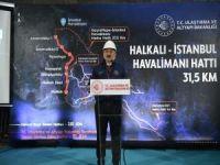 Bakan Karaismailoğlu: İstanbul'a İki raylı Sistem Hattı Daha Kazandırıyoruz