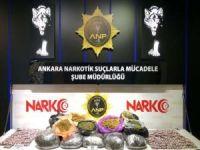 Ankara'da uyuşturucu operasyonları: 45 tutuklama