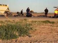 ABD'de göçmenleri taşıyan araç kaza yaptı: 15 ölü