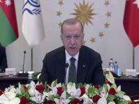 Cumhurbaşkanı Erdoğan: İran'a yaptırımların son bulması istikrara katkı sağlayacaktır