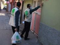 Adana Umut Kervanı Ramazan ayında yaklaşık 600 aileye yardım etti