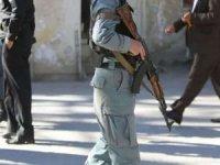Afganistan'da polis noktalarına saldırı: 10 ölü
