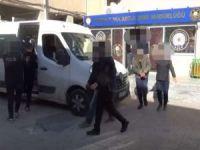Yasadışı yollarla Türkiye'ye geçmeye çalışan 8 PKK'lı yakalandı