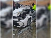 Diyarbakır'da kaza: 5 ölü 3 yaralı