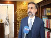 Rektör Özcoşar'dan siyonist işgal rejiminin Mescid-i Aksa saldırısına kınama