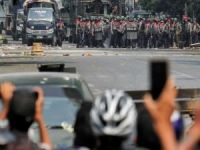 Myanmar'da darbe karşıtı gösterilerde ölenlerin sayısı 759'a yükseldi