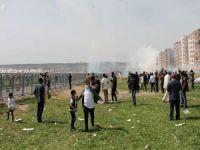 Şırnak Newroz etkinliğinde olaylar çıktı