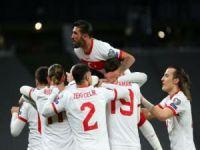 Milliler Hollanda'yı farklı yendi: 4-2