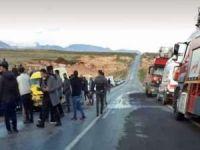 Şırnak'ta meydana gelen feci kazada 4 kişi vefat etti