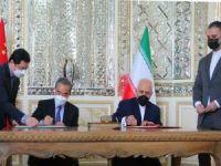 İran ile Çin arasında 25 yıllık iş birliği anlaşması imzalandı