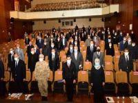 Malatya'nın Yeşilyurt İlçesinde muhtarlar toplantısı düzenlendi