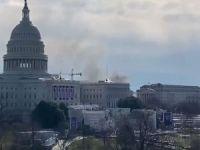 ABD Kongre binasından silah sesleri yükseldi