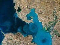 Van Gölü'nün uzaydan çekilen görseli NASA yarışmasında finalde