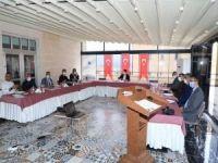Hasankeyf'te turizm toplantısı yapıldı