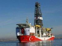 Fatih sondaj gemisi Türkali-5'te sondaja başladı