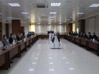 Siirt Valisi Hacıbektaşoğlu STK temsilcileri ile bir araya geldi