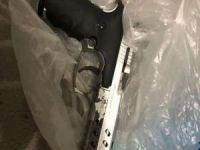 Gara'da katledilen askerin tabancası ele geçirildi