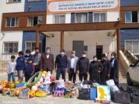Türkab'tan Kardeş İHL Projesi