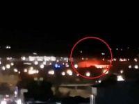 Erbil Uluslararası Havalimanına roketli saldırı