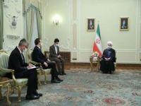 Ruhani: Yaptırımların kalkmasıyla dost ülkeler bu fırsatı değerlendirmeli