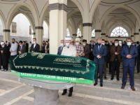 Suriyeli âlim Mustafa Müslim son yolculuğuna uğurlandı