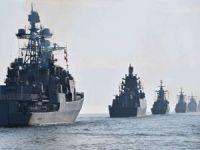 Rusya Kırım'da 10 bin asker ve 40 savaş gemisi ile tatbikat yapıyor