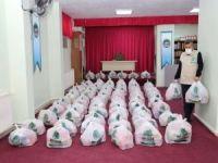 """Ankara Umut Kervanı'ndan muhtaç ailelere """"Ramazan"""" yardımı"""