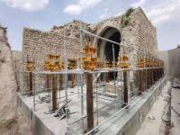 Hasankeyf'te Küçük Saray yükseltiliyor