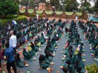 İHO EBRAR Afrika'da binlerce kişiye iftar verdi