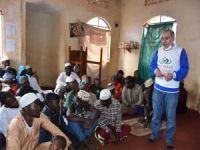 İHO EBRAR'dan Uganda'da medrese talebelerine nakdi yardım