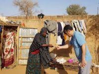 Nijer'de Ramazan yardımları devam ediyor